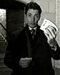 Guy Hollingworth magic performance