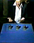 Fred Kaps magic performance